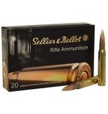 Sellier & Bellot 8x57 JS, 196gr FMJ (20pk)