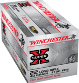 Winchester Super-X 22LR, 40gr (50pk)