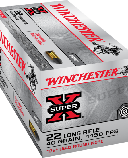 Super-X 22LR, 40gr (50pk)