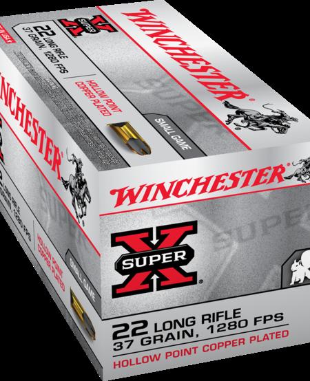 Super-X 22lr, 37gr (50pk)