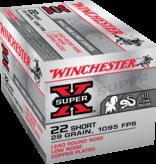 Winchester Super-X .22 Short 29gr (50pk)
