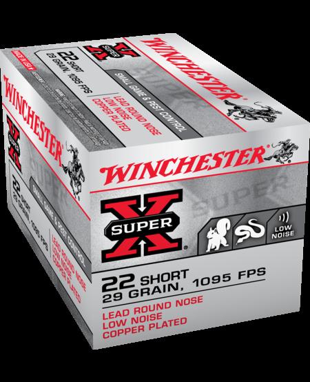 Super-X .22 Short 29gr (50pk)
