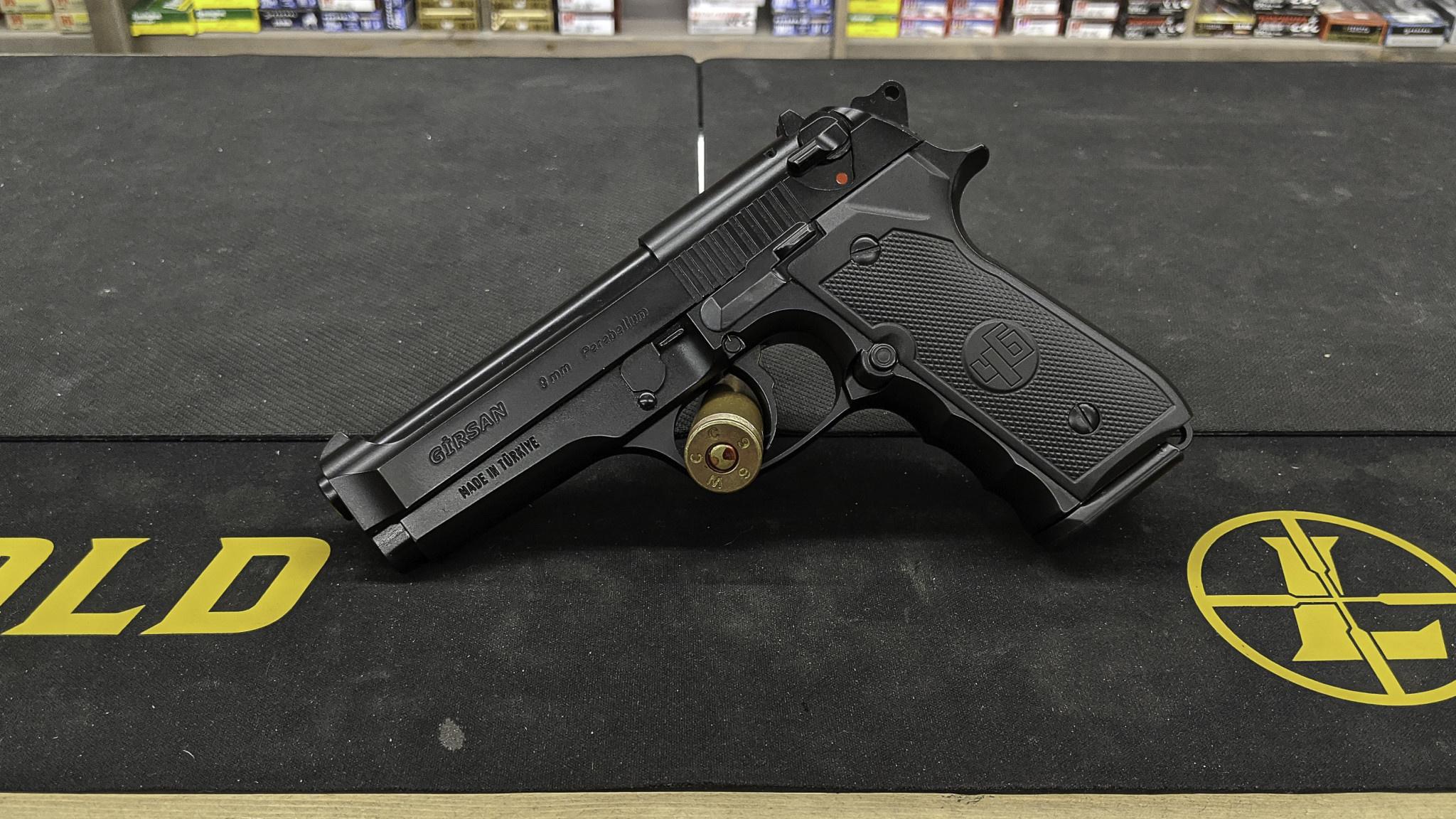 Girsan Yavuz 16 Compact 9mm