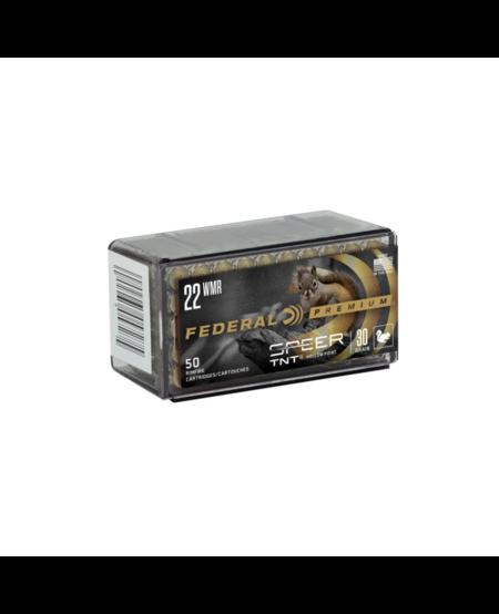 Premium .22 Mag Sierra JHP  (50 pk)