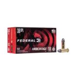 Federal American Eagle 38 SPL 158gr LRN (50pk)