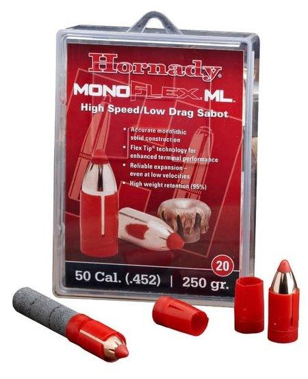 50 cal 250gr Monoflex (20pk)