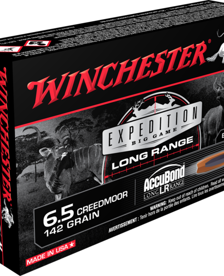 6.5 creedmoor 142gr Accubond Long Range (20pk)