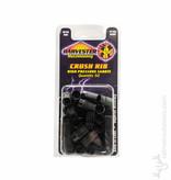 Harvester .50 to .45 Crush Rib High Pressure Sabots / Black (50pk)