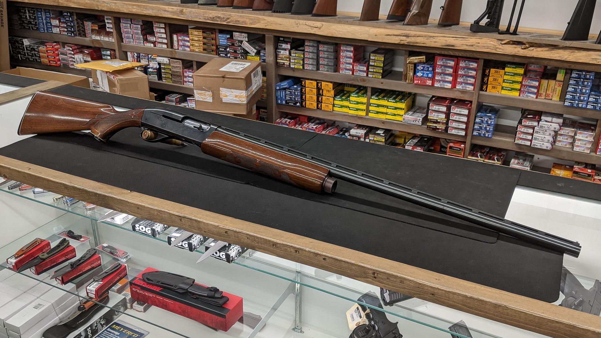 "Remington 1100 12ga 2 3/4"" Fixed full choke"