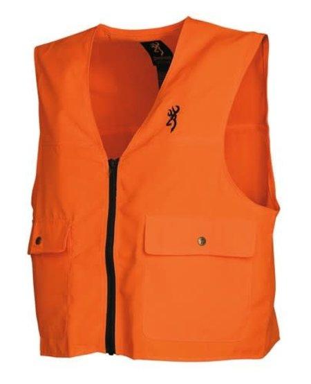 Orange Vest Safety Large