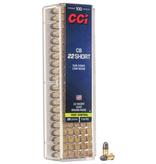 CCI CB 22 Short 29gr lead round nose 710 fps (100pk)