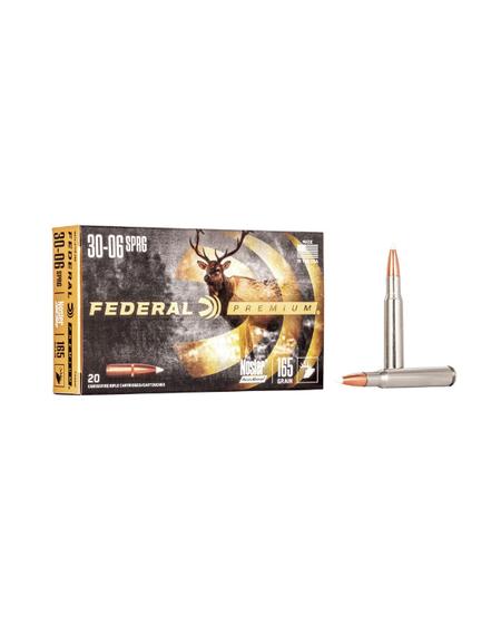 Premium .30-06 SPRG, 165 gr Nosler Accubond (20pk)