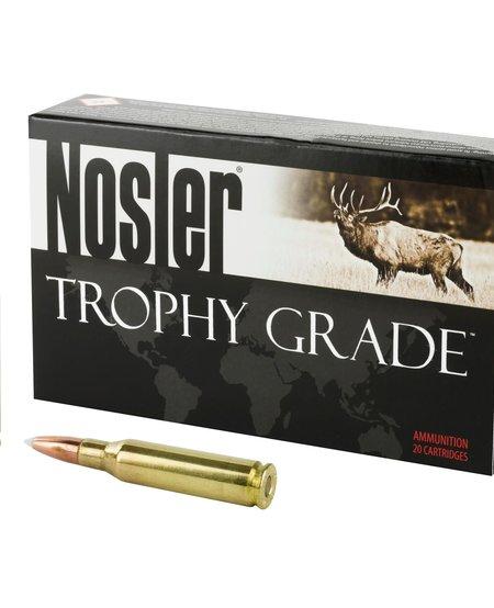 Nosler Trophy Grade .7mm-08 Rem, 140gr Accubond (20gr)