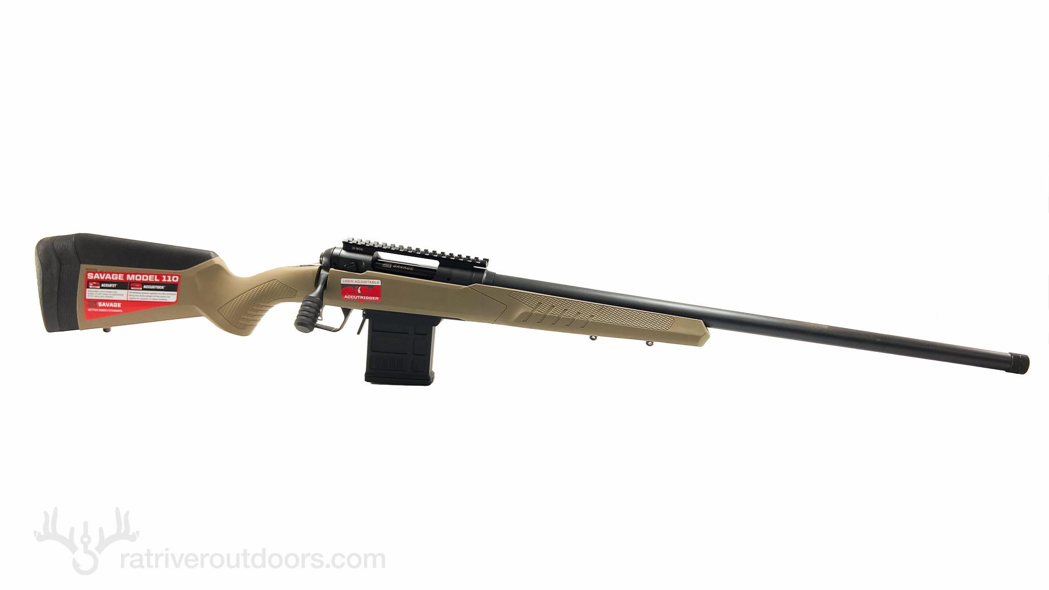 Savage 110 Tactical Desert 6.5 Creedmoor