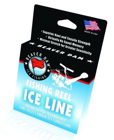 Fishing Reel Ice Line 6lb 125yd