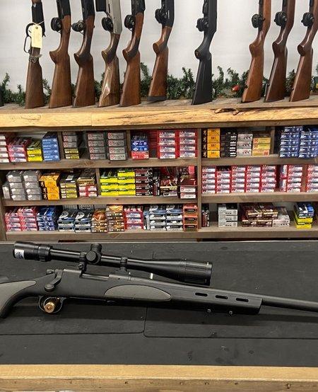 SPS Varmint 22-250  Bushnell Elite 6-24x40mm