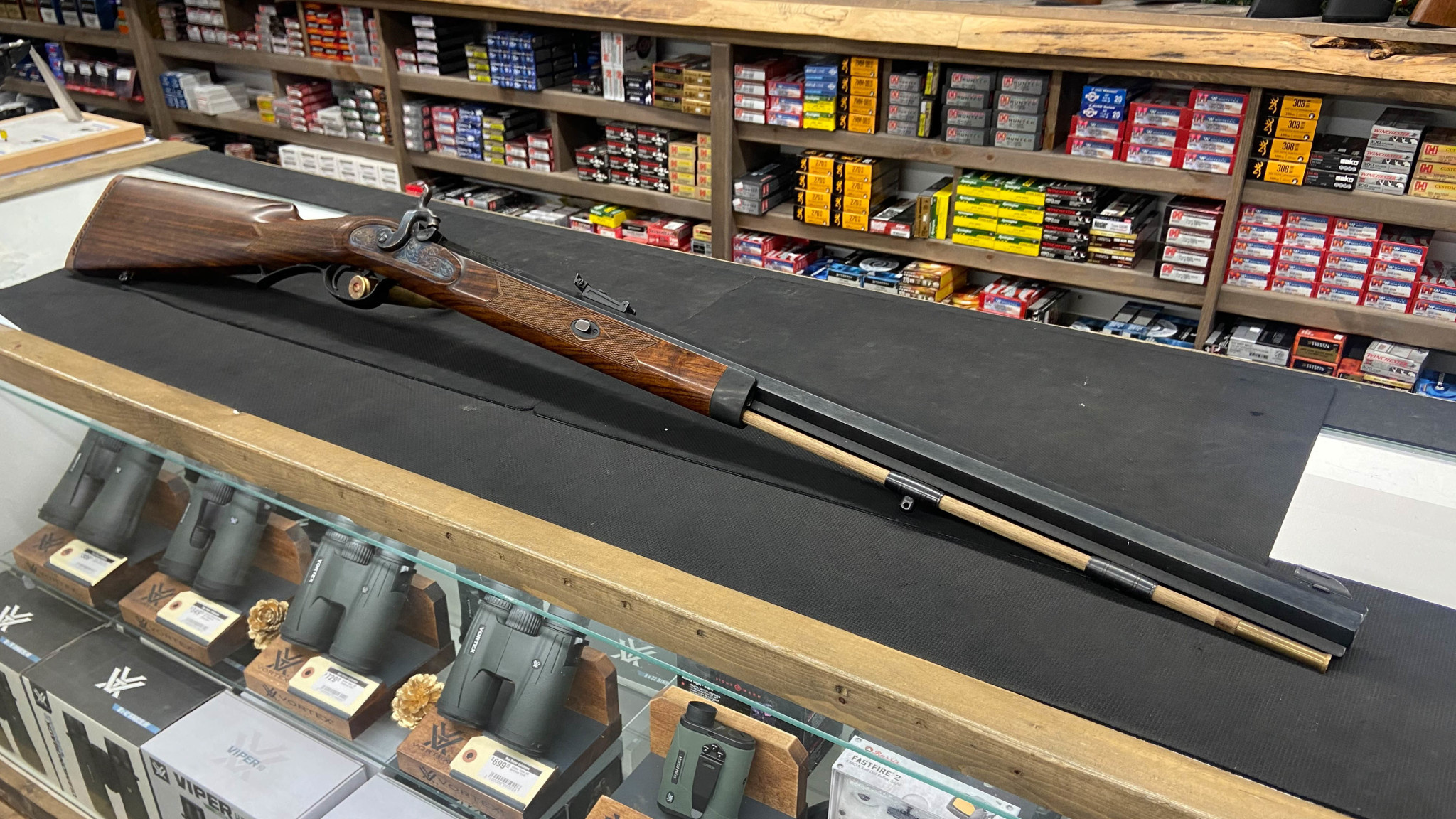 Traditions Mod 150 Hawken Rifle 50 Cal