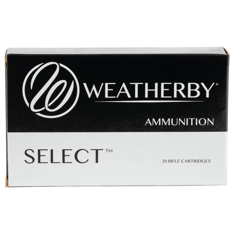 Weatherby Select .300 WBY Mag 180gr Hornady Interlock
