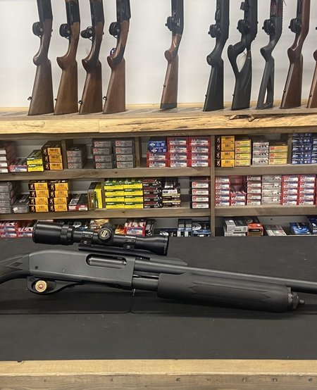 870 Deer Gun 12Ga.