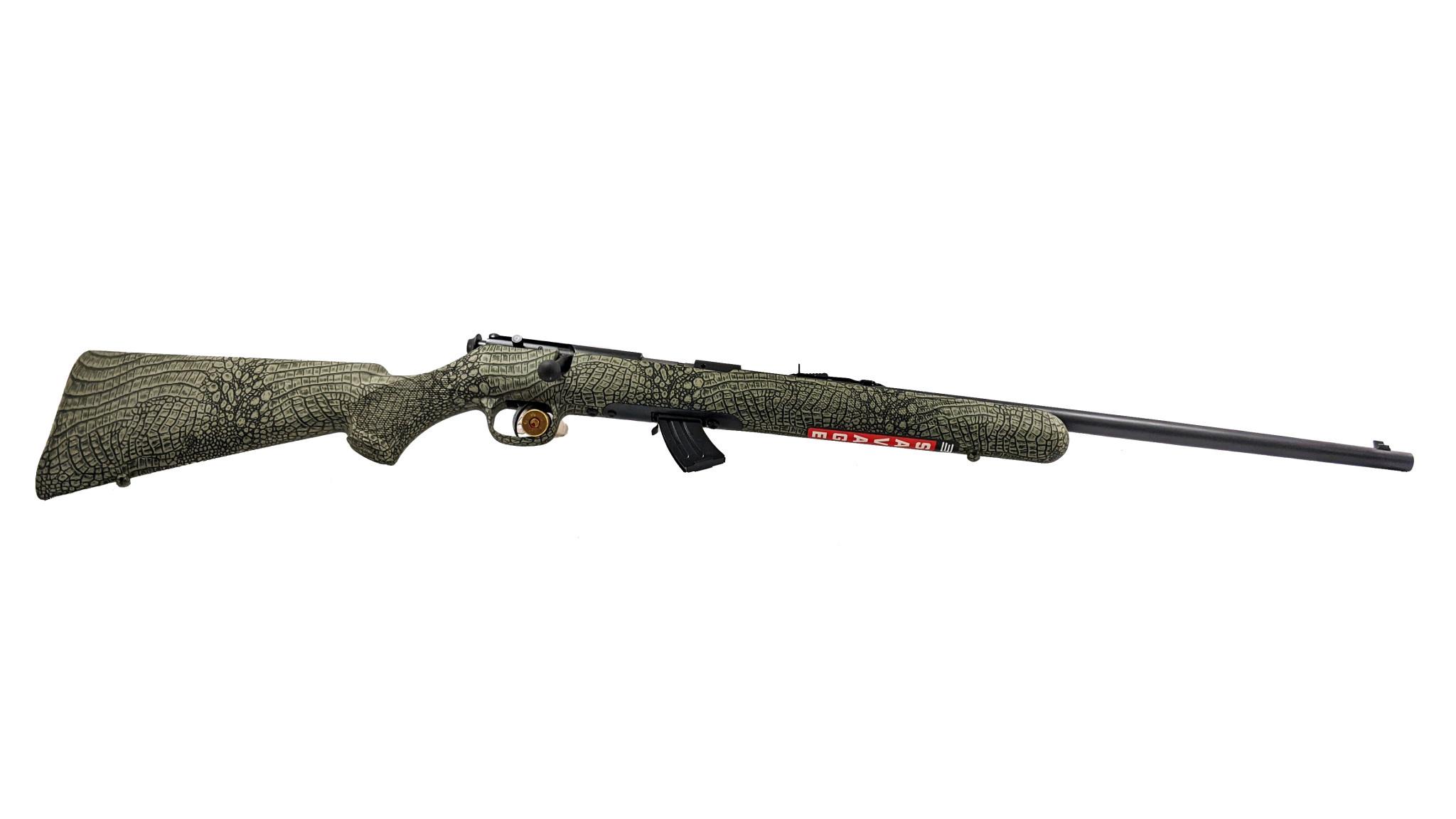 Savage Mark II F Gator 22lr