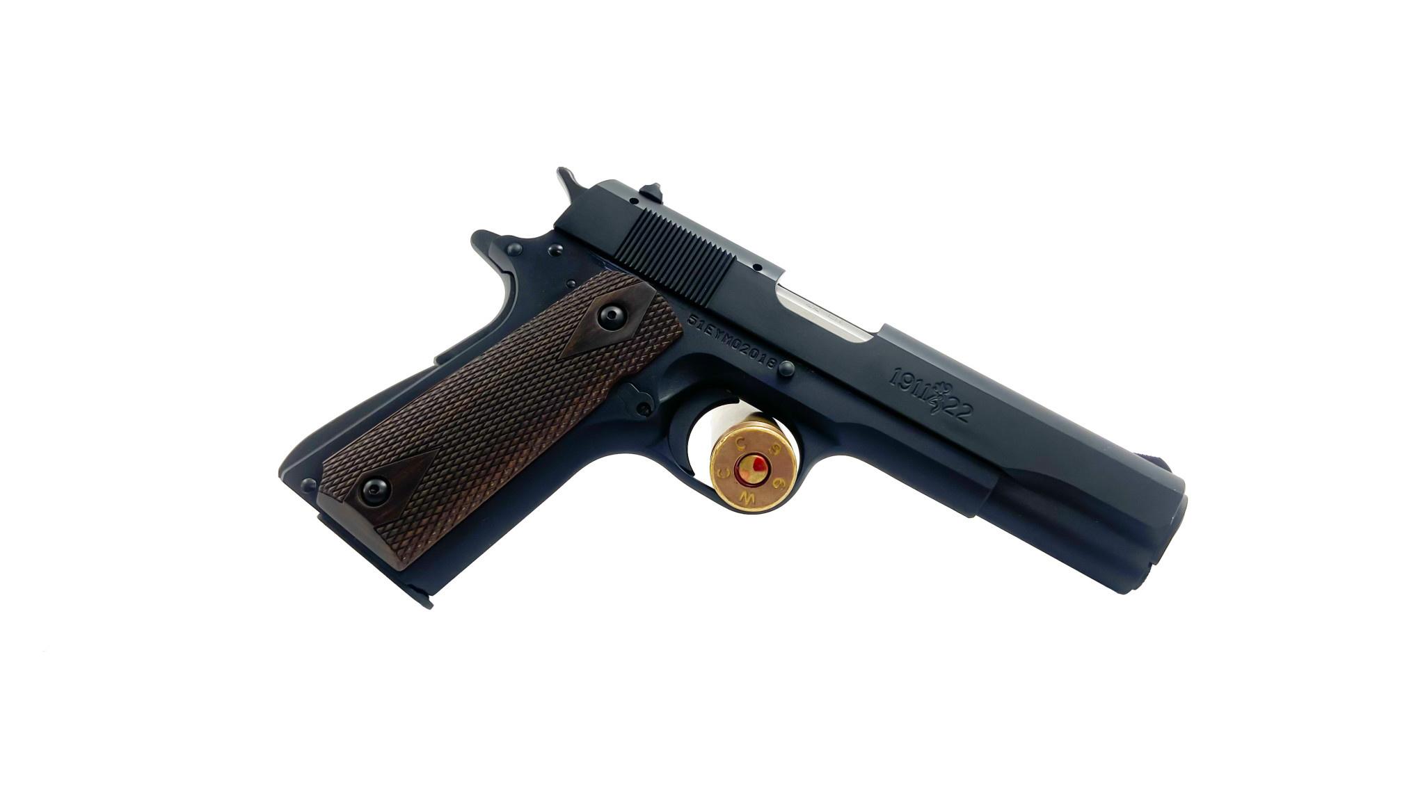 Browning 1911-22 Walnut .22LR