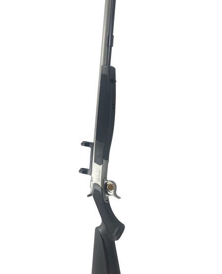 Optima V2 .50 CAL Stainless Steel /Black