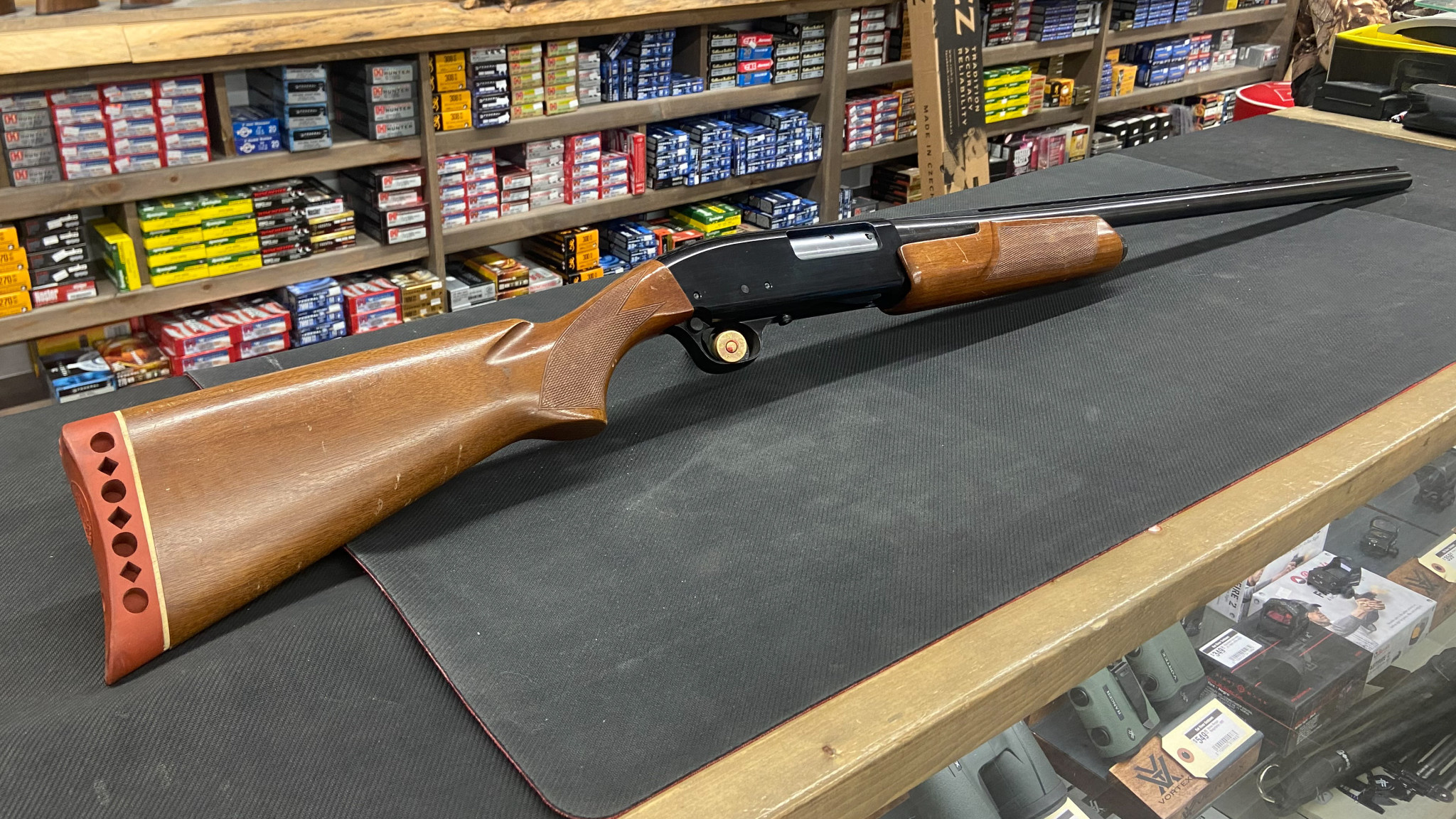 Boehler Blitz H&R Model 442 12ga Fixed Full Choke