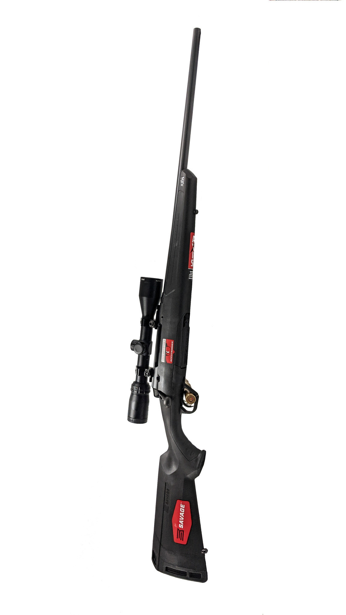 Savage Axis II XP .30-06 Spfld w/Bushnell Banner 3-9x40mm