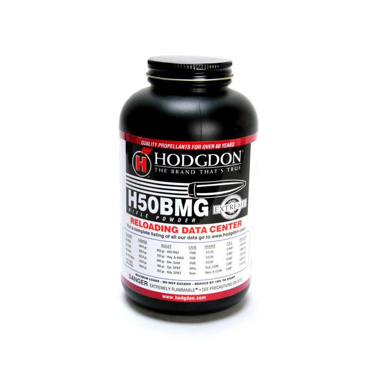 Hodgdon H50BMG Powder 1lb