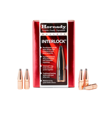 Hornady Interlock 6.5mm .264dia 129gr SP (100pk)