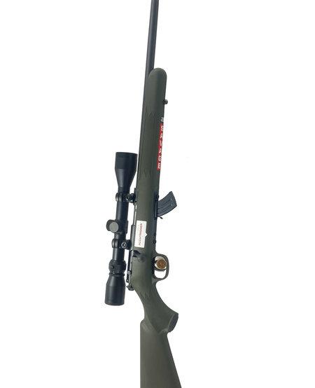 26721 Mark II FXP Bolt Action Rifle 22 LR, RH, 21 in Matte Black, ODG Syn Stk, 5+1 Rnd, Accu-Trigger