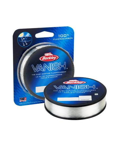 Vanish 100% Fluorocarbon Line(Clear)