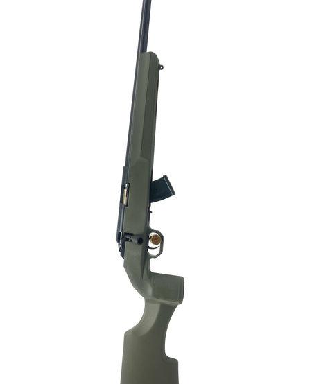 Model 1100 22lr, Threaded  Barrel OD Green