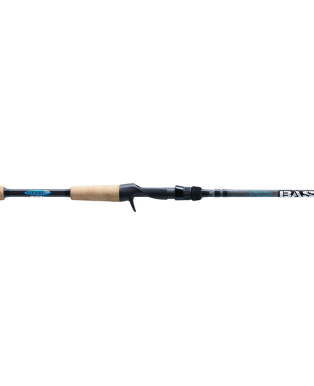 Bass X Casting Rod 6'6'' Medium Heavy