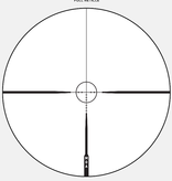 "Leupold VX-Freedom 1.5-4x20mm 1"" Matte MOA Ring Reticle"