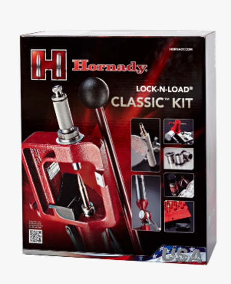 85003 Lock-N-Load Classic Kit. Includes Single Stage Press