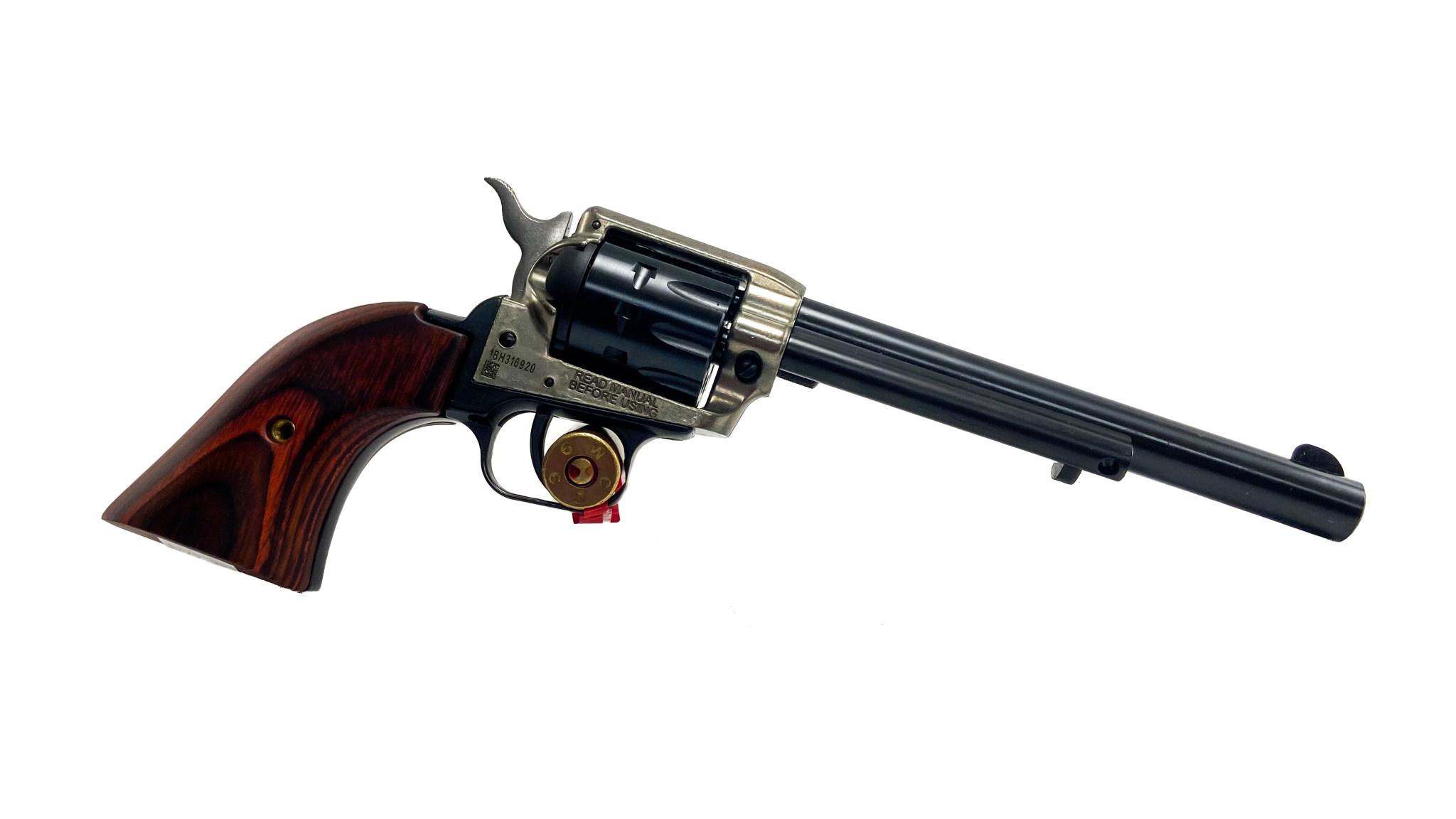 "Heritage Rough Rider 22lr 6 1/2"" barrel"