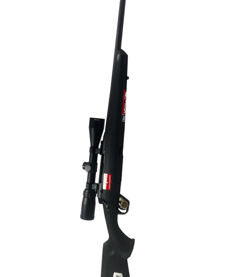 """Axis II XP Compact .243 Win, 20"""" Barrel w/Bushnell Banner 3-9x40mm"""
