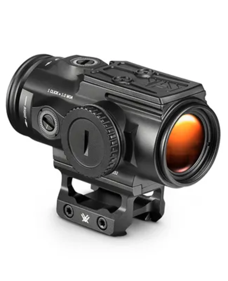 Spitfire HD x5 Prism scope