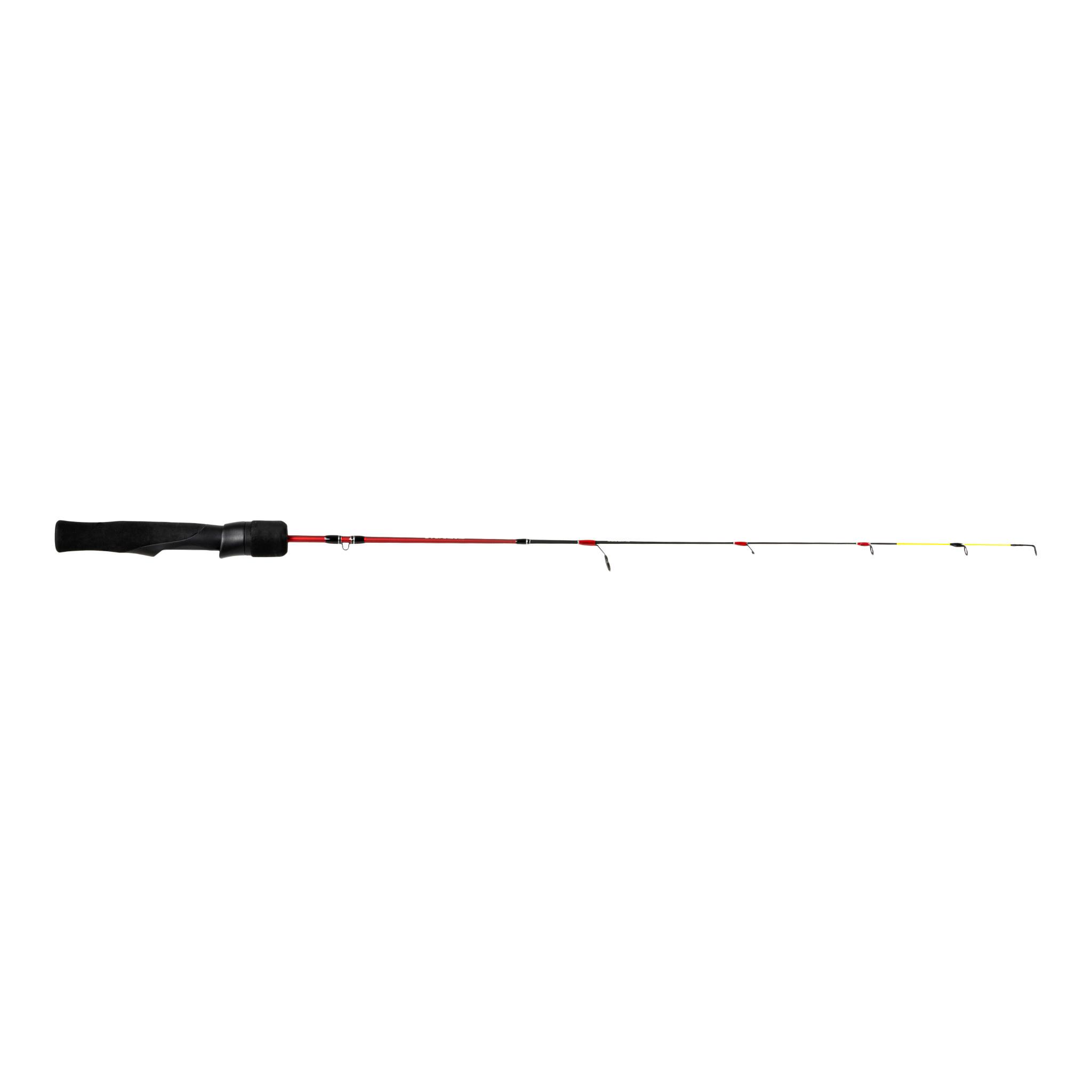 Shimano Sienna Ice Rod (Red)