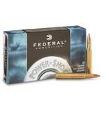 Federal Power Shok 30-06 SPRG 150gr SP (20pk)