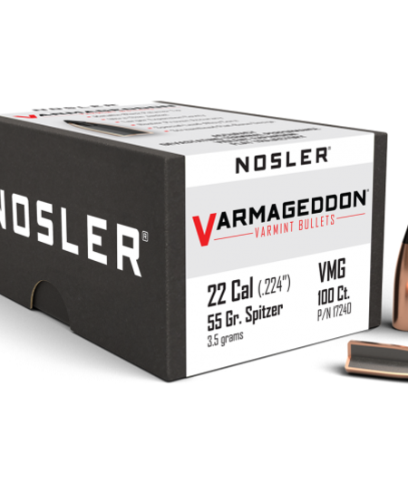 Varmageddon 22 cal 55gr .224 FB Tipped (100 pk)
