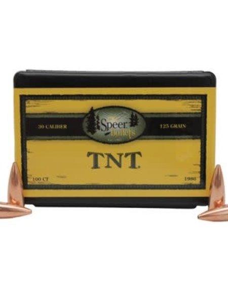 Bullets TNT .30cal 125gr HP (100pk)
