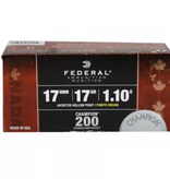 Federal 17hmr 17gr Jacketed Hollow Point 200rds