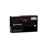 Sako Gamehead .308 Win 150gr soft point