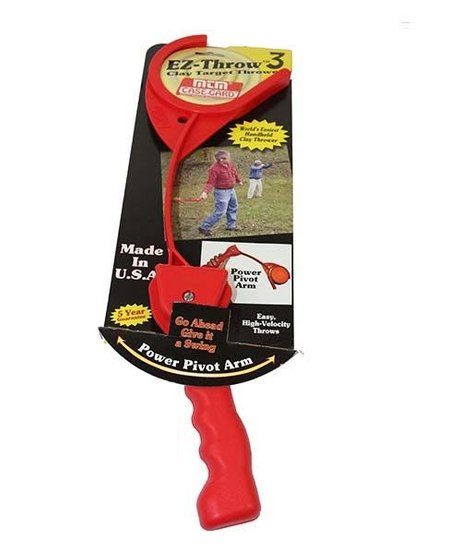 3 Clay Target Thrower