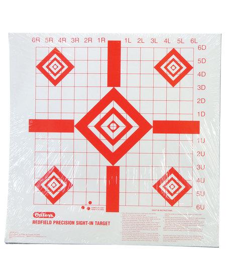 Redfield Targets 100pk