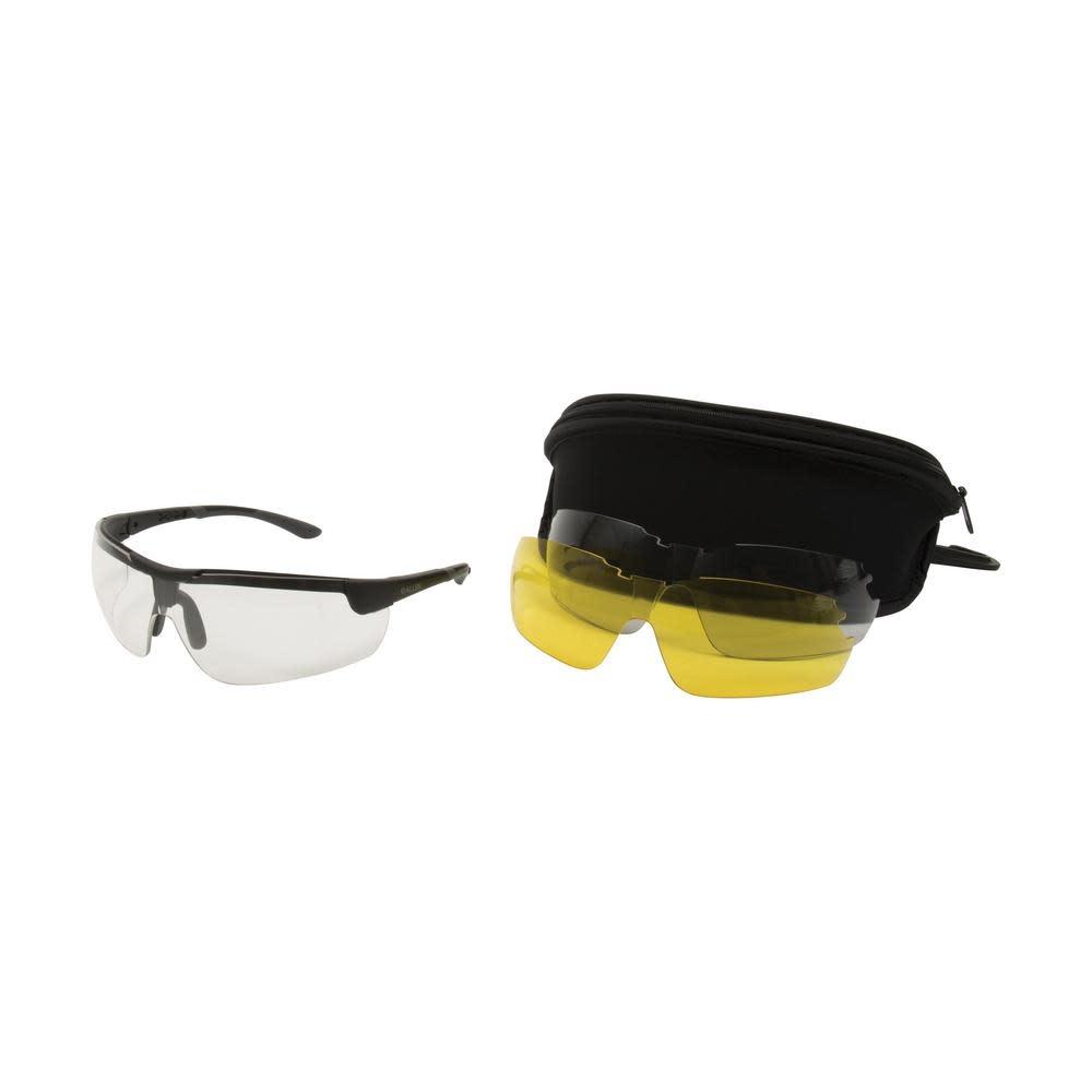Allen Ion Ballistic Glasses Set