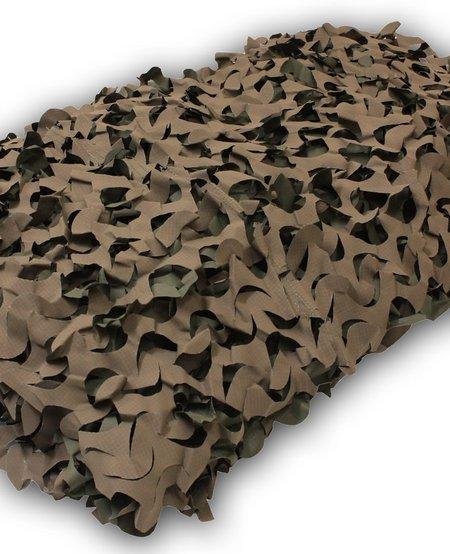 Canadian Military Green Camo Netting 11'x11'