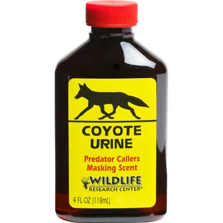 Wildlife Research Coyote Urine 4oz
